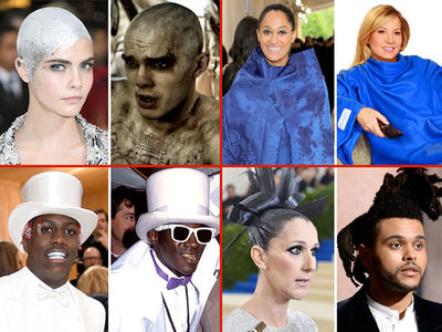 Met Gala 2017 Fashion Looked A Lot Like Pop Culture, We're Just Sayin'! (PHOTO GALLERY)