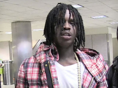 Chief Keef Does NOT Set Reminder, Now Wanted in Miami