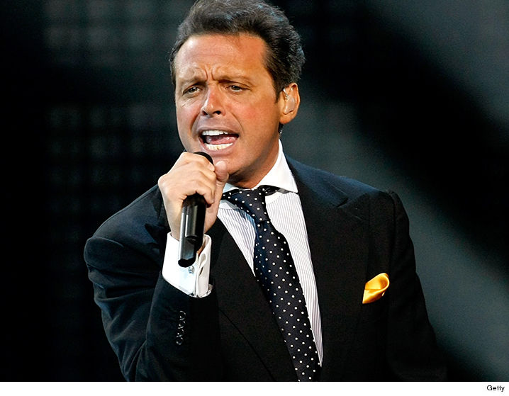 Luis Miguel Arrested In L A For Refusing To Show Up To