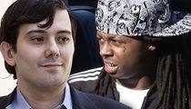 Martin Shkreli Leaks 2 Lil Wayne 'Carter V' Tracks, One Features Kendrick Lamar (AUDIO)