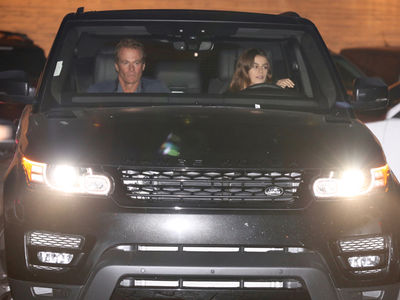 Rande Gerber's Daughter Kaia is Now His Designated Driver (PHOTO)