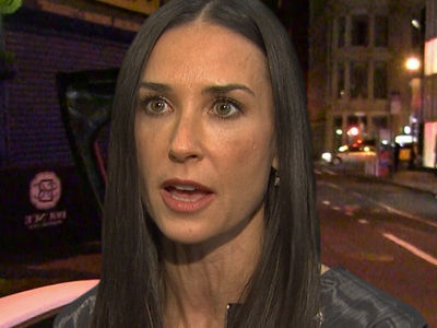 Demi Moore Sued in Swimming Pool Drowning Death