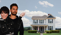 Kris Jenner Shooting New House-Flipping TV Show Starring Scott Disick