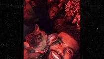 Ezekiel Elliott Babysits Rae Sremmurd's Chick Magnet Dog