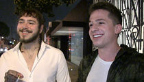 Post Malone & Charlie Puth Say They'd Wear Lonzo Ball's Shoe (VIDEO)