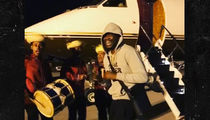 Meek Mill Gets Festive 30th Birthday Welcome in the Bahamas (VIDEO)