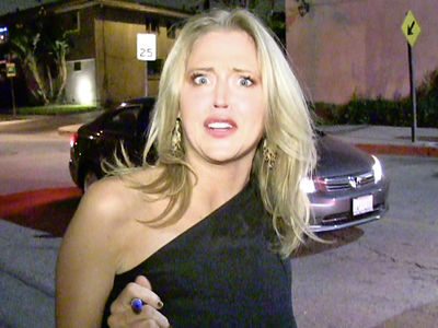 Estella Warren Arrested for Domestic Violence