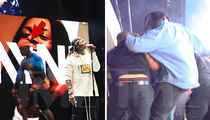Lil Wayne Stage Crasher Steps Up, Gets Beat Down by 'Goon' Squad (VIDEO)
