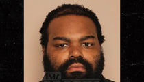 Michael Oher Booked for Alleged Uber Attack, Mug Shot Taken of 'Blind Side' Inspiration (MUG SHOT)