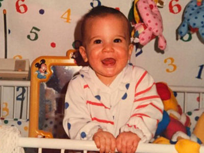 Guess Who This Happy Baby Turned Into!