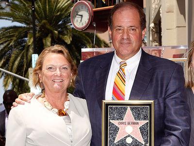 ESPN Legend Chris Berman's Wife Katherine Killed In Car Accident (PHOTOS + DOCUMENT)