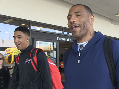Kenyon Martin Jr. Says He Can Beat His Dad In 1-On-1