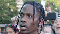 Travis Scott Arrested for Inciting Riot in Arkansas (UPDATE)