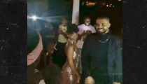 Drake Chaperones His Cousin and Her Date to Memphis Prom (VIDEO + PHOTO)
