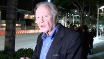 Jon Voight's Mother's Day Wish for Angelina Jolie On Heels of Reunion Dinner (VIDEO)