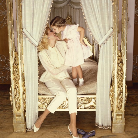 Ivanka Trump got sentimental and posted a throwback with her mom.