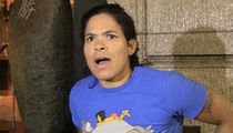 Amanda Nunes Predicts '5 Round Battle' with Valentina Shevchenko (VIDEO)