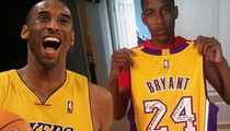 Kobe Bryant Supports Jordan Edwards' Family, Sends Jersey to Brother of Teen Killed By Cop (PHOTOS)