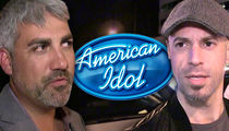 Taylor Hicks Says Chris Daughtry Not 'Idol' Judge Material 'Cause He Didn't Win (VIDEO)