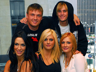 Nick, Aaron's Sister Leslie Carter Dead at 25