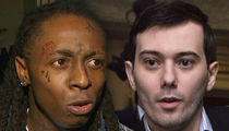 Lil Wayne Will Sue Martin Shkreli If 'Carter 5' Leaks Again