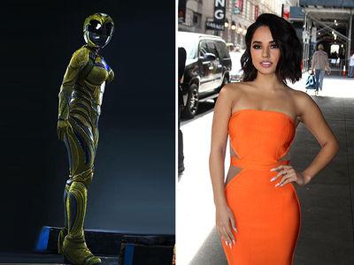 Becky G Would Make a Badass Orange Power Ranger, Too! (PHOTOS)
