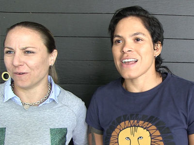 Amanda Nunes: I'm Better Than Joanna Jedrzejczyk and My GF Can Beat Her Ass (VIDEO)