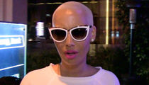 Amber Rose Hires Armed Security After House Break-in