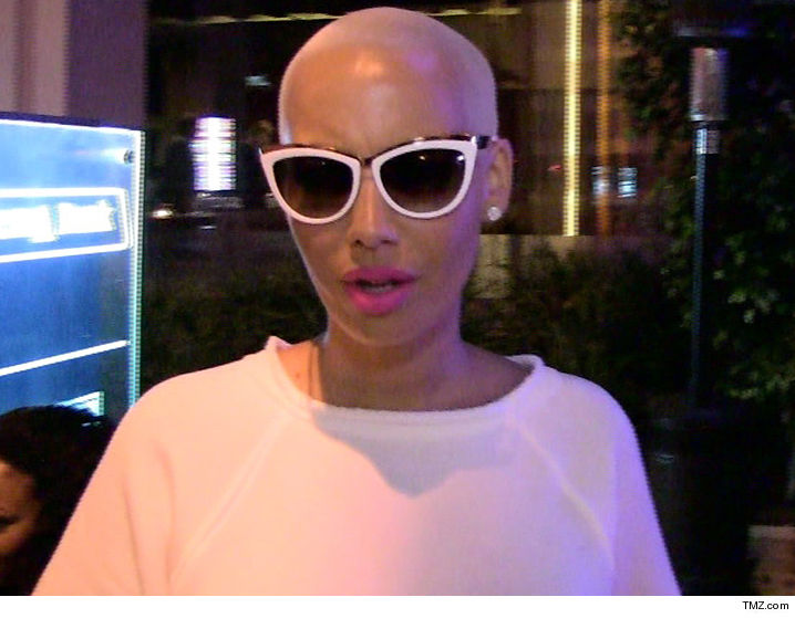 Amber Rose Hires Armed Security After Creepy House Break-in