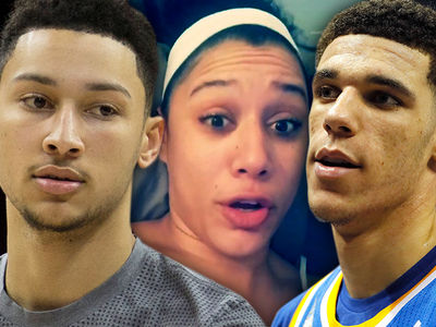 Ben Simmons' Sister Calls On Bro to Destroy Lonzo Ball (PHOTO)