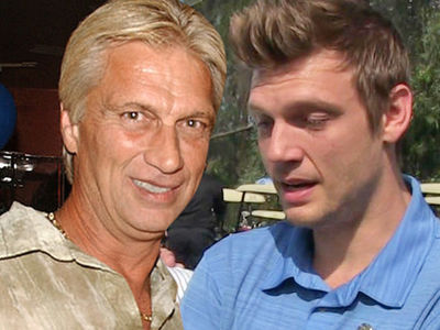 Nick Carter's Father's Ashes to be Spread with Late Daughter (PHOTO)