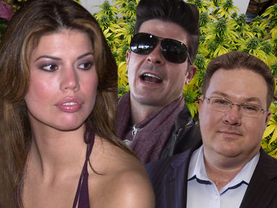 Alan Thicke's Widow Tanya Claims Robin and Brother Want Pot Farm on Dad's Ranch