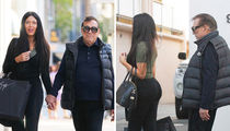 Ex-Clippers Owner Donald Sterling Pimpin' Around Bev Hills with New Chick