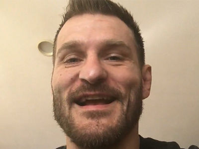 UFC's Stipe Miocic Fighting for Romper Acceptance, 'Everyone Should Wear One' (VIDEO)