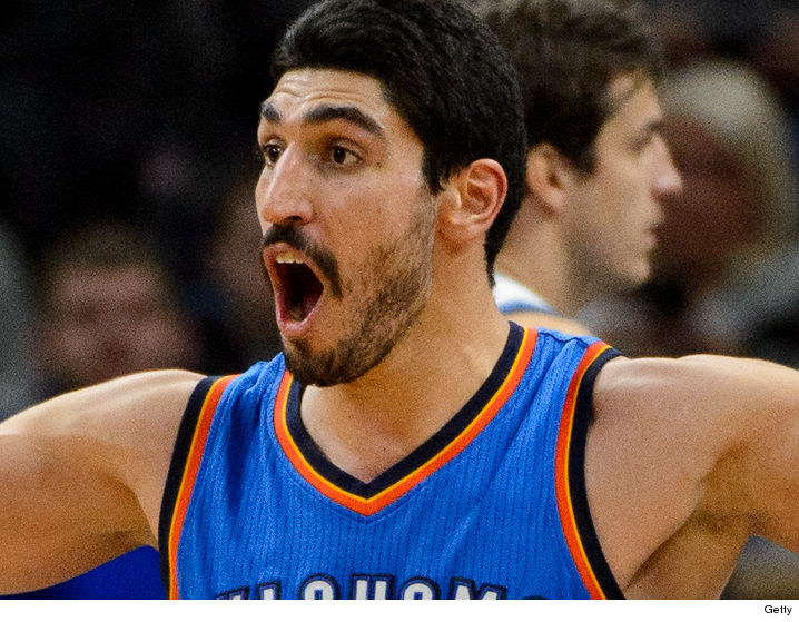 nba center enes kanter detained in romania  claims it u0026 39 s