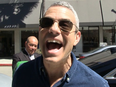 Andy Cohen Cares about Huma Abedin and Tom Brady's Ass (VIDEO)