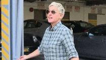 Ellen DeGeneres Chows Down with Ryan Seacrest and Talks 'American Idol'  (VIDEO)