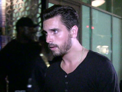 Scott Disick's Hidden Hills Home Burglarized