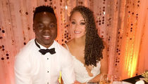 K.C. Chiefs Star Jeremy Maclin Gets Married at Star-Studded Wedding (PHOTO GALLERY)