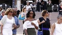 Michelle Obama Shows Major Shoulder ... Italian Style (PHOTOS)