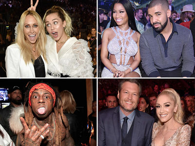 2017 Billboard Awards -- Behind the Scenes (PHOTO GALLERY)