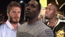 Beckham, Bolt, Pro Athletes React To Manchester Arena Attack