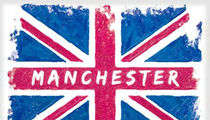 Manchester Bombing Tribute Flag on Social Media Was Stolen, But Artist Is Cool with It (PHOTO)