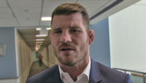 Michael Bisping Calls Manchester Attackers 'Motherf*****' (PHOTO)