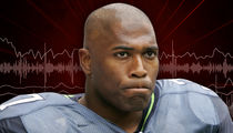 Shaun Alexander Says Cortez Kennedy Was His Mentor (AUDIO)