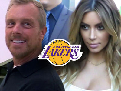 Lakers Hire Kim Kardashian's Ass Guru As Strength Coach
