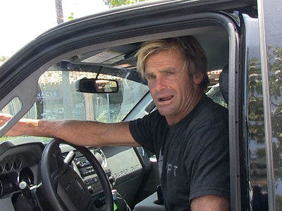 Laird Hamilton Says Menstruating Women Invite Shark Attacks (VIDEO)