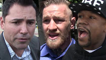 Oscar De la Hoya Trashes McGregor-Mayweather Fight, 'Circus' Could Ruin Boxing