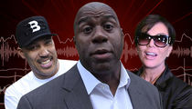 Magic Johnson Says LaVar Ball Is Like Kris Jenner
