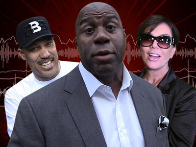 Magic Johnson Says LaVar Ball Is Like Kris Jenner